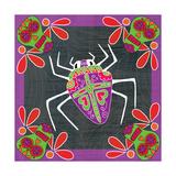 Day of the Dead-Spider 3 Reproduction d'art par Shanni Welsh