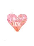 Pink Hello Love