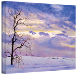 Solitude  Gallery-Wrapped Canvas