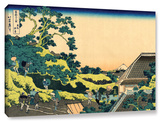 The Fuji Seen From The Mishima Pass  Gallery-Wrapped Canvas