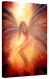 Fallen Angel  Gallery-Wrapped Canvas