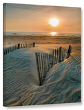 Sunrise Over Hatteras  Gallery-Wrapped Canvas