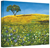 Golden Meadow  Gallery-Wrapped Canvas