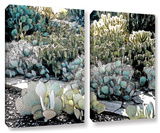 Botanical Garden  2 Piece Gallery-Wrapped Canvas Set