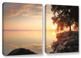 Renewal  2 Piece Gallery-Wrapped Canvas Set