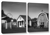 Relics Of The Past  2 Piece Gallery-Wrapped Canvas Set