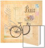 Bicyclette Sketchbook
