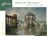 Edwin Deakin: Palace Of Fine Arts 1000 Piece Puzzle