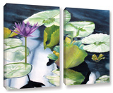From Deep  2 Piece Gallery-Wrapped Canvas Set