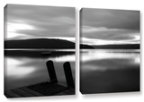 Still Waters  2 Piece Gallery-Wrapped Canvas Set