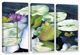 From Deep  3 Piece Gallery-Wrapped Canvas Set