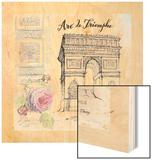 Arc De Truimphe Sketchbook