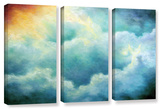 Evidence Of Angels  3 Piece Gallery-Wrapped Canvas Set