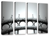 Only Opens In  4 Piece Gallery-Wrapped Canvas Set
