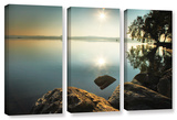 Starting Over  3 Piece Gallery-Wrapped Canvas Set