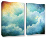 Evidence Of Angels  2 Piece Gallery-Wrapped Canvas Set