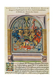 Coat of Arms  from 'Brevis Narratio'