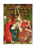The Deposition  from the Altarpiece of the Dominicans  C1470-80