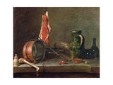 Still Life: Feast Day Menu  1731