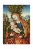 Virgin and Child  1518