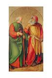 Saint Joseph and Saint Joachim  C1503