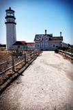 Highland Lighthouse Cape Cod MA Portrait