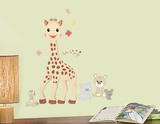Sophie La Giraffe Peel And Stick Wall Decals