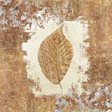 Gilded Leaf II