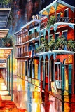 Sparkling French Quarter