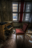 Abandoned Office Interior