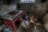 Abandoned Room Interior