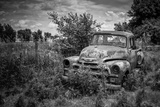 Old Rusting Truck Papier Photo par Stephen Arens