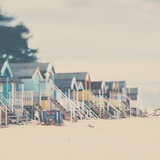 Beach Huts in England