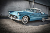 1956 Ford Thunderbird Papier Photo par Stephen Arens