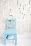 Small Blue Chair