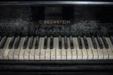Old Bechstein Piano