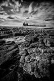 Château de Dunstanburgh Papier Photo par Rory Garforth