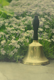 Bell in a Garden