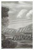 Classical Landscape Triptych II