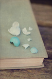 Broken Eggs on a Book