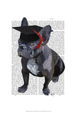 Graduation French Bulldog