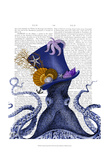 Octopus Nautical Hat