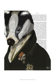 Badger the Hero