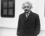 Albert Einstein Arrives in New York