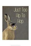 Too Hip To Hop Grey