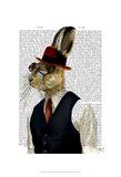 Horatio Hare In Waistcoat