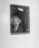 Physicist Albert Einstein Aboard Ocean Liner