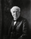 Inventor Thomas Edison