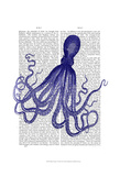 Blue Octopus 4
