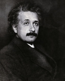 Physicist Albert Einstein